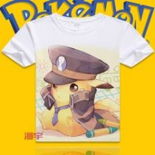 "Hot Sale Pokemon Pikachu ""Detective"" Tee"