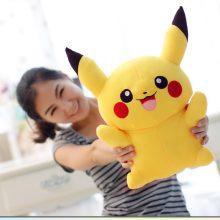 [2 for 1] Pikachu Doll + Mimikyu Plush